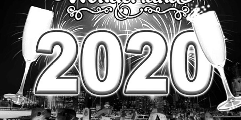 Wonderland 2020 New Year Party