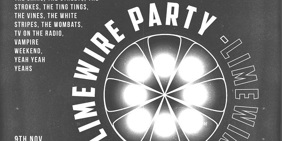 Limewire Party - All the Hits from 2000 - 2010