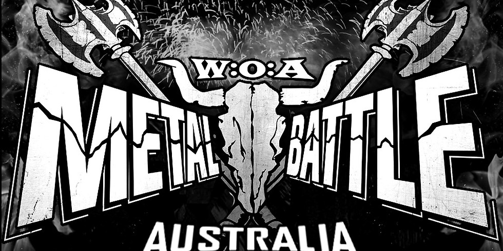 Wacken Metal Battle Brisbane