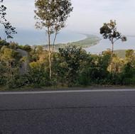 Primo panorama sulla laguna