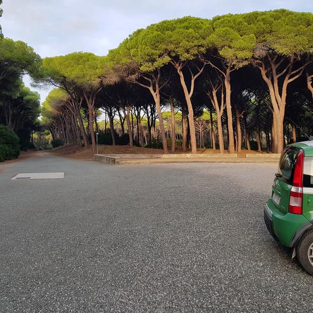 Forestale Carabinieri Lato Porto Ercole