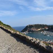Salita Forte Filippo Fianco Porto Ercole