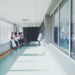 Burning out of the profession: Will there be a doctor or nurse there for you when you need one?