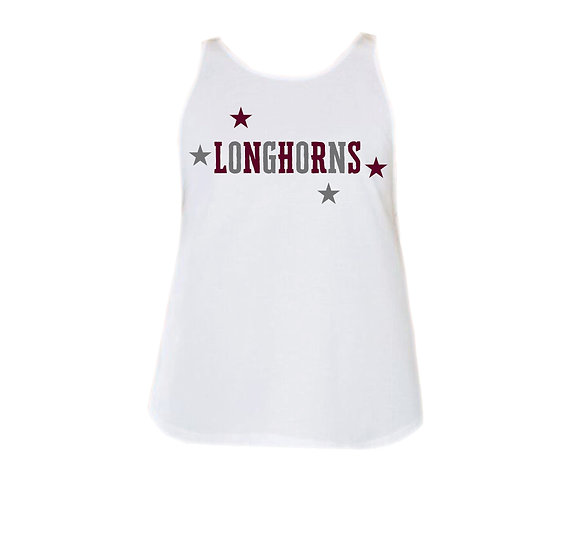 George Ranch Mascot Rounded Tank