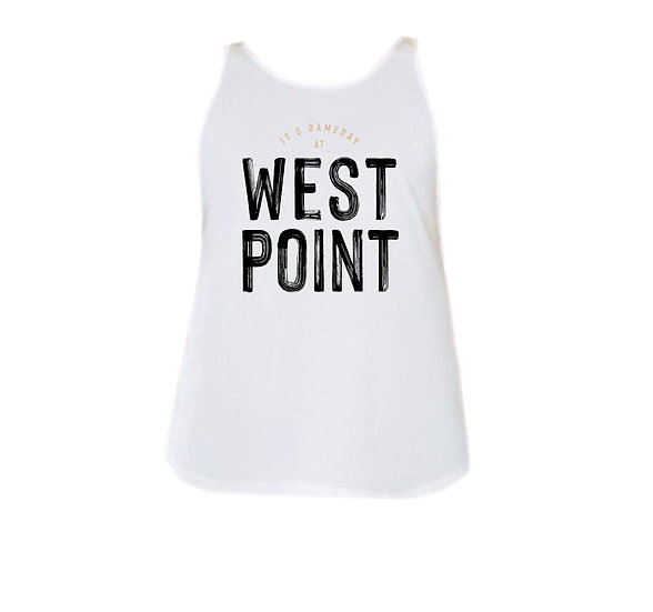 West Point Gameday in City Rounded Tank