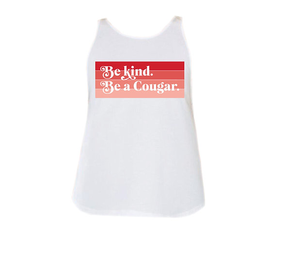 Houston Be Kind Rounded Tank