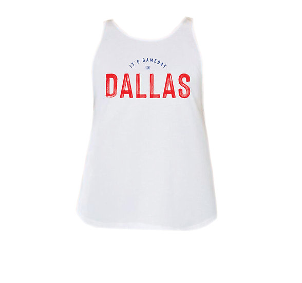 SMU Gameday in City Rounded Tank