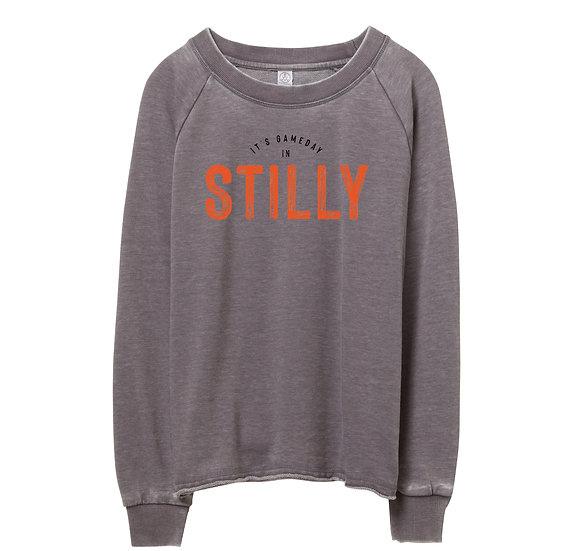 OSU Gameday in City Raw-edge Sweatshirt