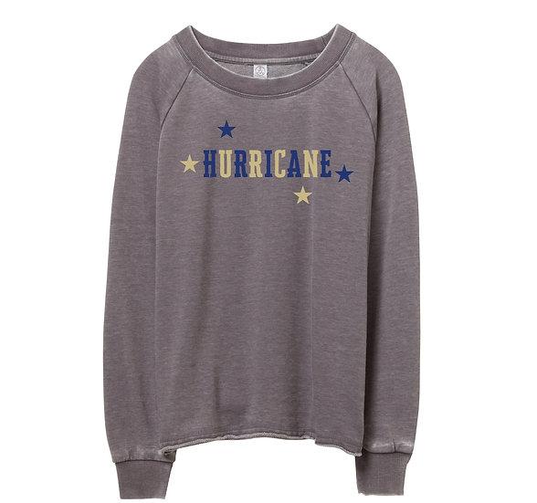 Tulsa Mascots Raw-edge Sweatshirt