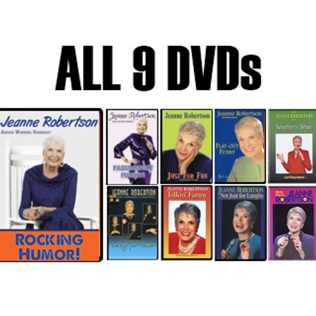 All 9 DVDs