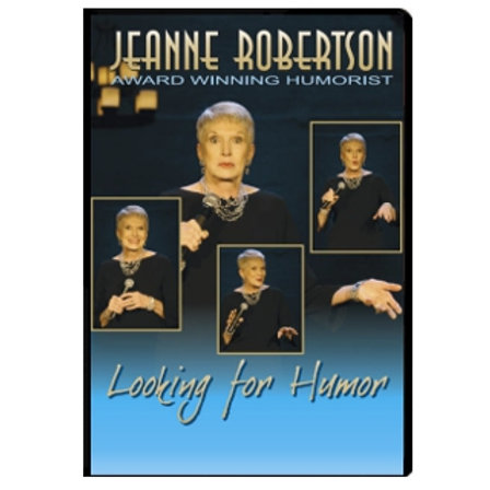 Looking for Humor DVD