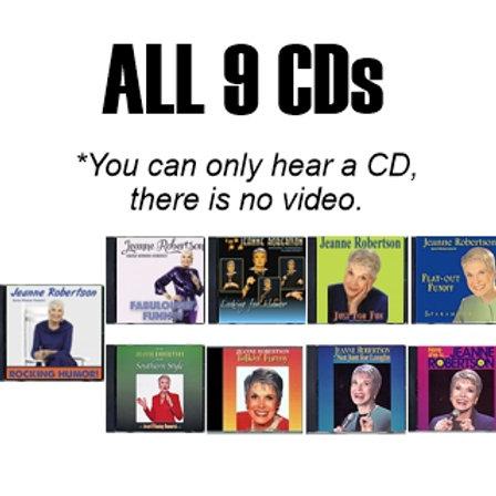 All 9 CDs