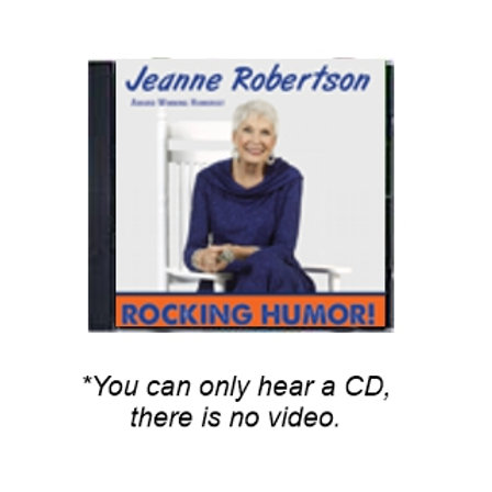 Rocking Humor CD