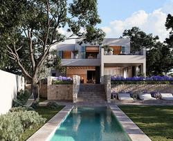 Casa Bendinat. Claudio Hernandez