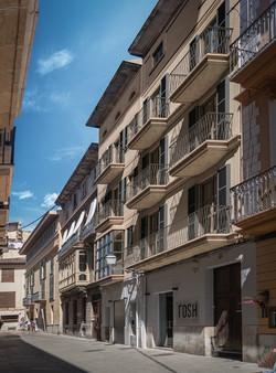 Viviendas C/Morei, Palma.