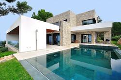 casa valldemosa 2, mallorca, arquitecto claudio hernandez