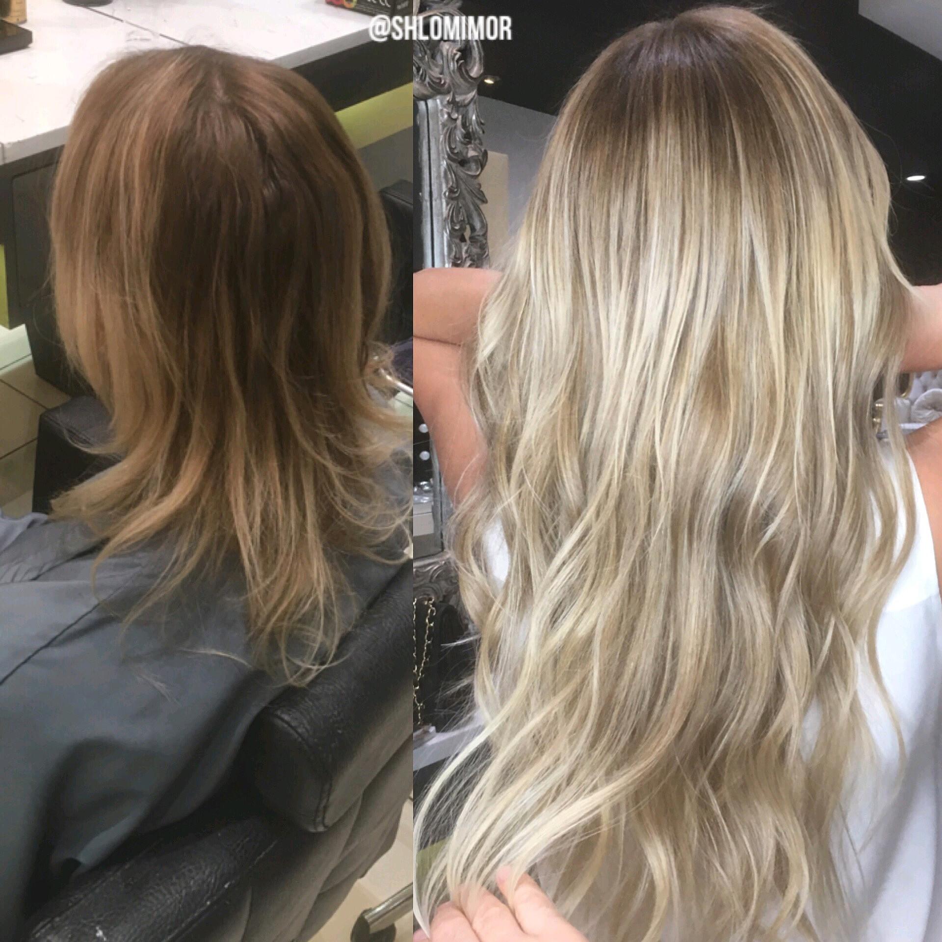 Russian Hair Extension DEPOSIT