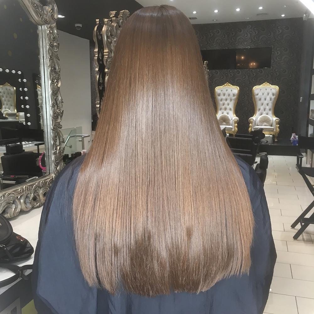 best keratin smoothing treatment salon nyc
