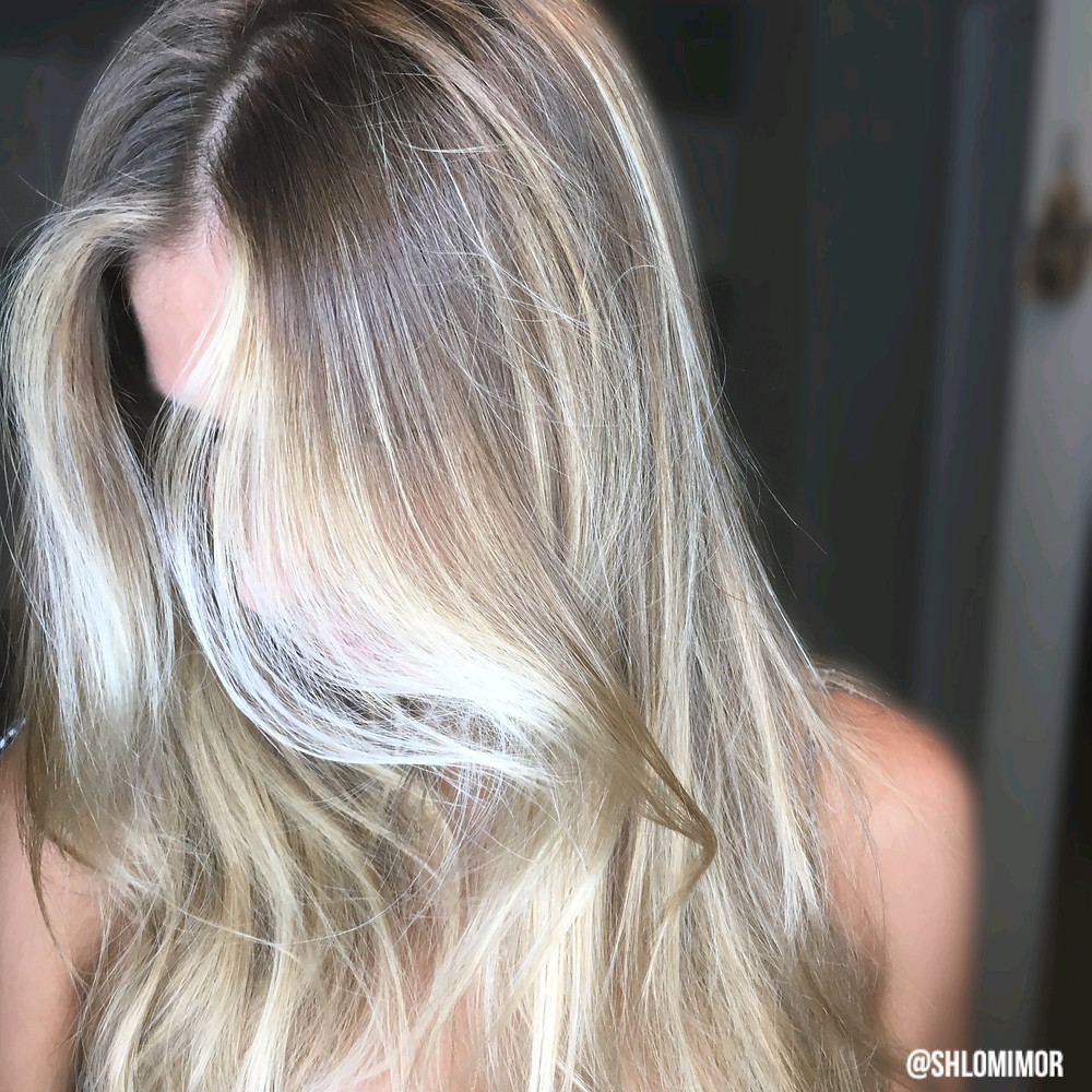 best balayage highlights nyc shlomi mor