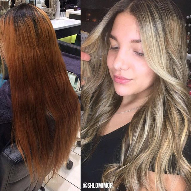 HAIR COLOR CORRECTION IS IT POSSIBLE? | BALAYAGE NYC - BEST HAIR ...