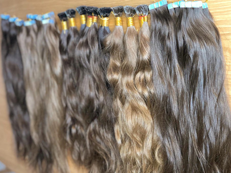 Are You Looking Virgin Hair Extensions In NYC