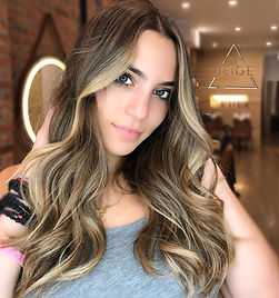 OBSSESED WITH MY BALAYAGE