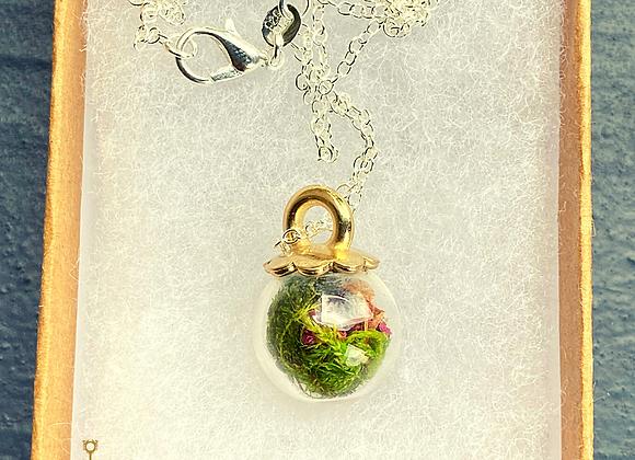 Faery Magick Globe Necklace