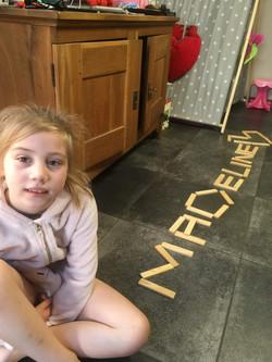 prénom_Madeline