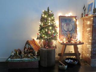 Boeddhistisch kerstvieren
