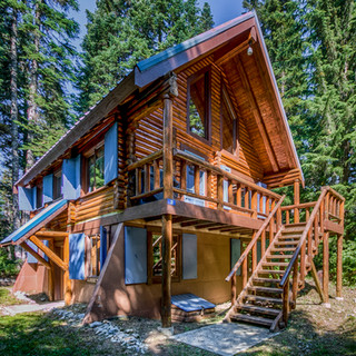 Cabin Home at Gold Creek