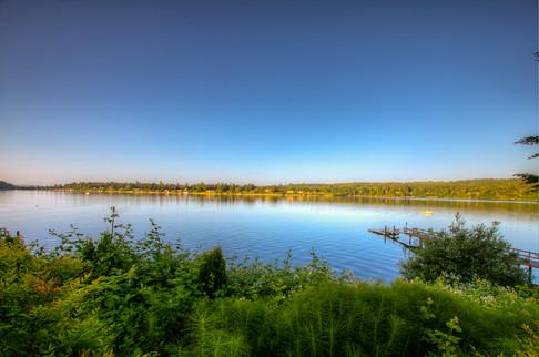 Vashon Water View