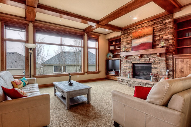 Great Room / Fireplaces