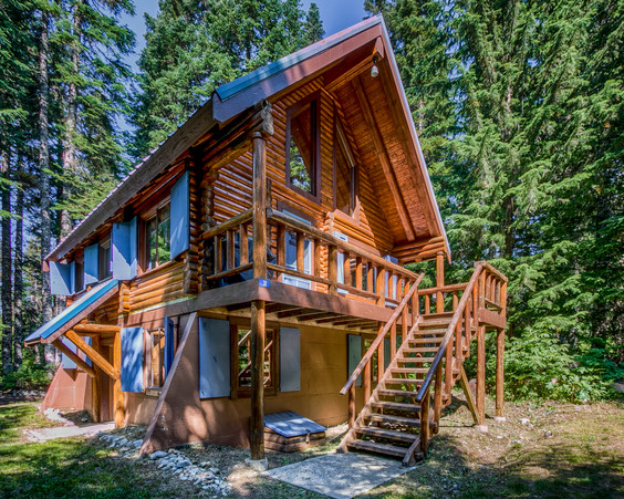 Snoqualmie Cabin Shoot