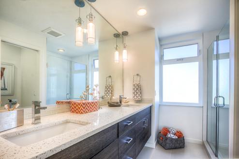 New Home Master Bath