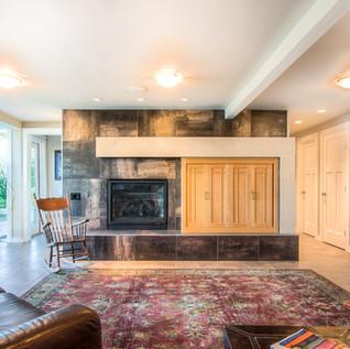 Fireplace/Builtins