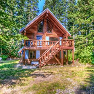 Log Cabin at Gold Creek