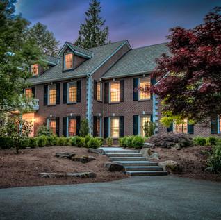 Redmond Mansion Twilight