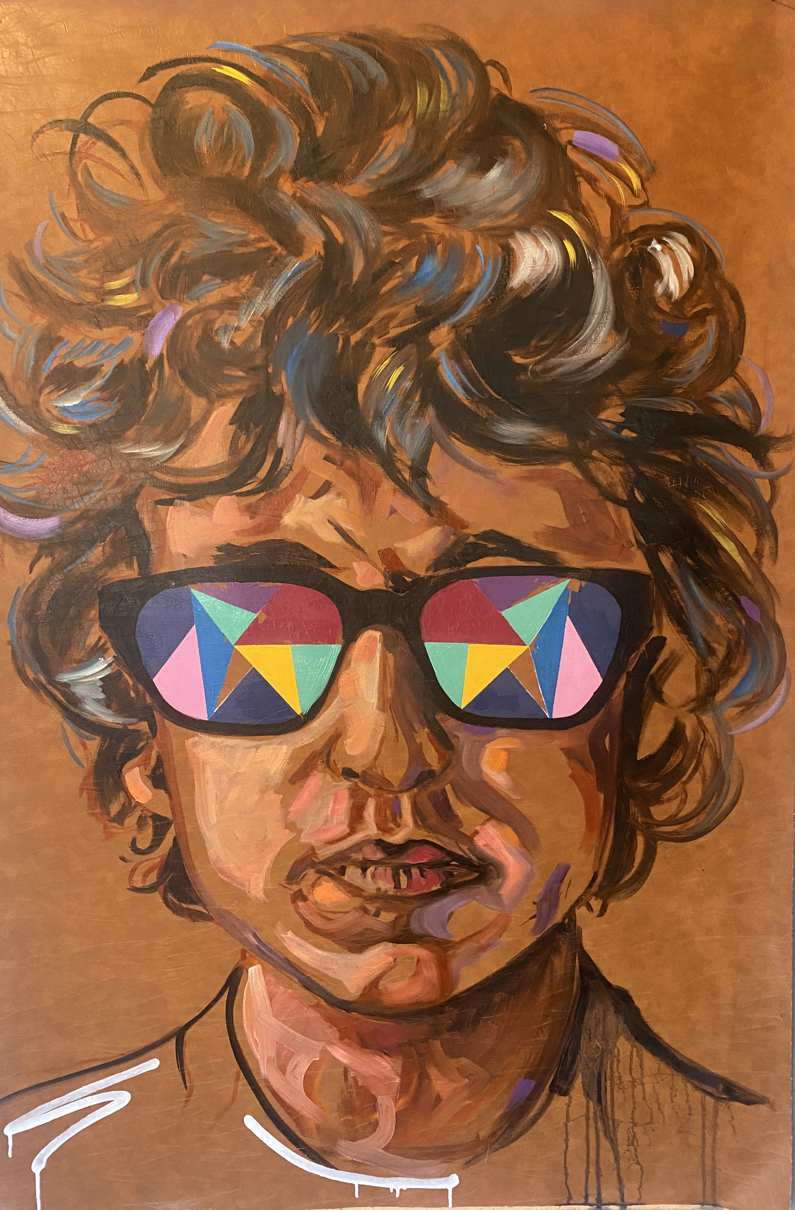 bob dylan_leather