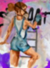 street artist IPA