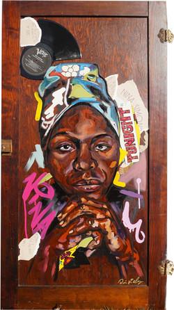 Nina Simone door
