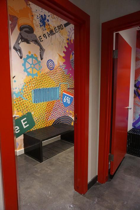 Dressing room - Foot Locker Power Store