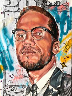 (My Money) Malcolm x