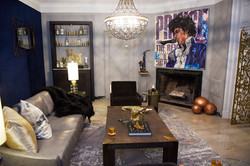 Prince in Charles T Fisher Mansion