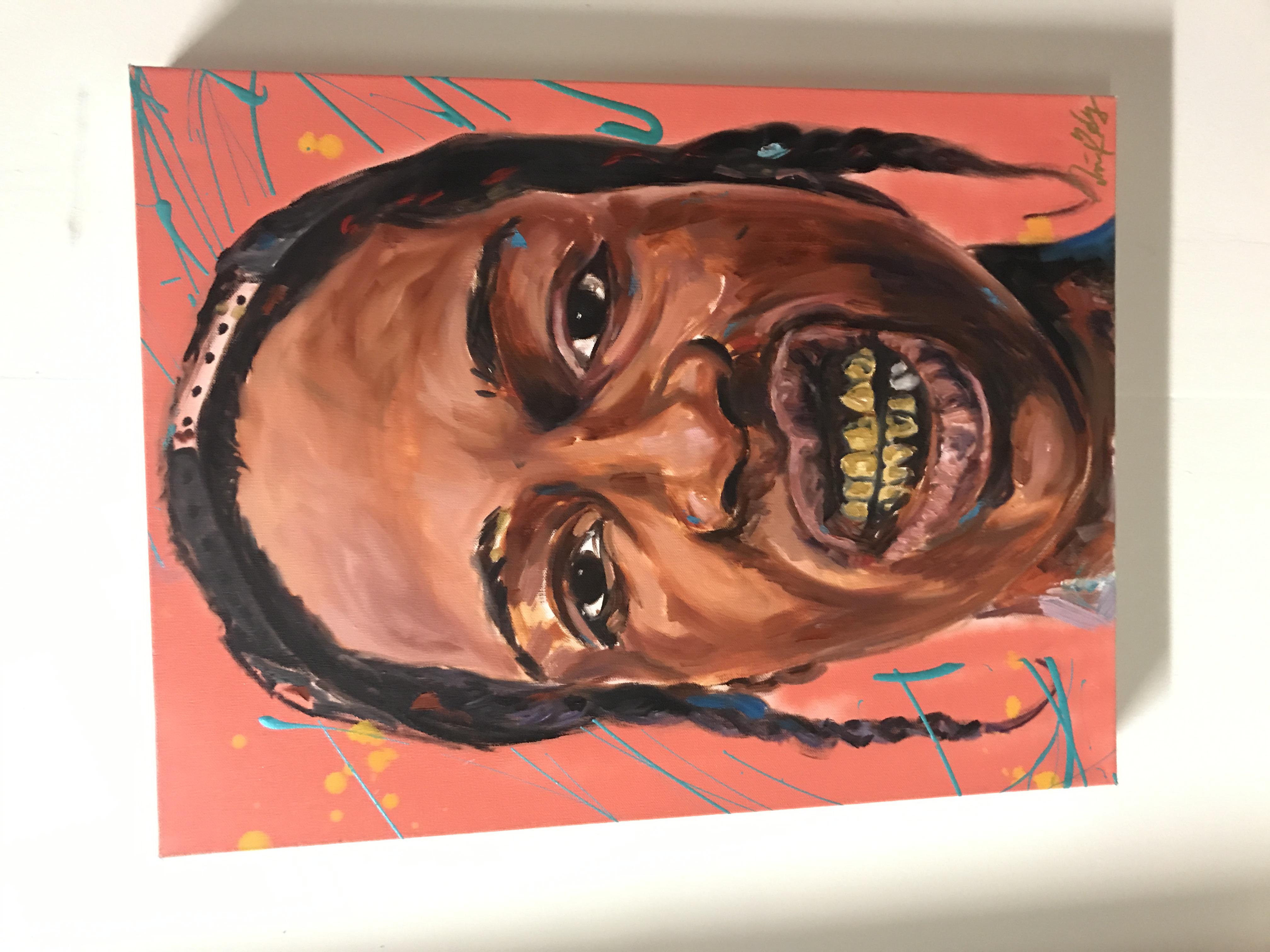 A$AP ROCKY (18in x 24in)
