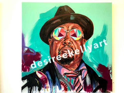 George Clinton 36in