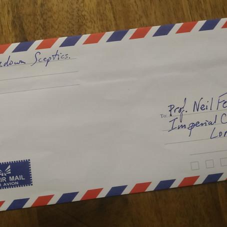 #19 The Ferguson Correspondence