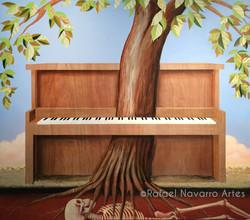 """""""Piano Tree"""""""