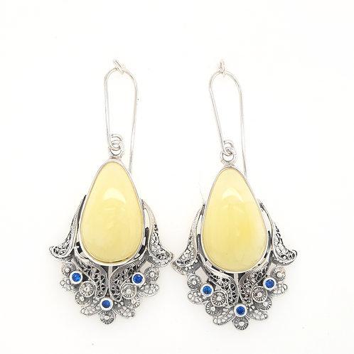 Dorota Cenecka - Earrings Spanish Lace Collection