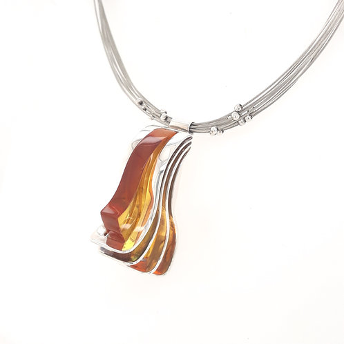 Jacek Ostrowski - Necklace 4 Wave Collection