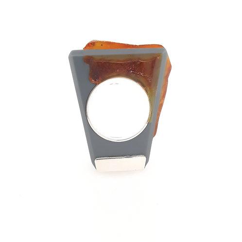 Jacek Ostrowski - Ring  Big Ring Safari Collection